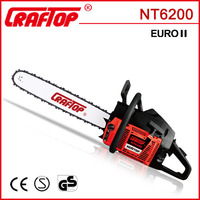 60cc chinese chainsaw for petrol wood cutting use