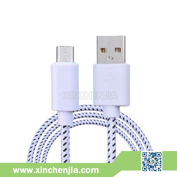 for Game phone power bank usb data micro cable
