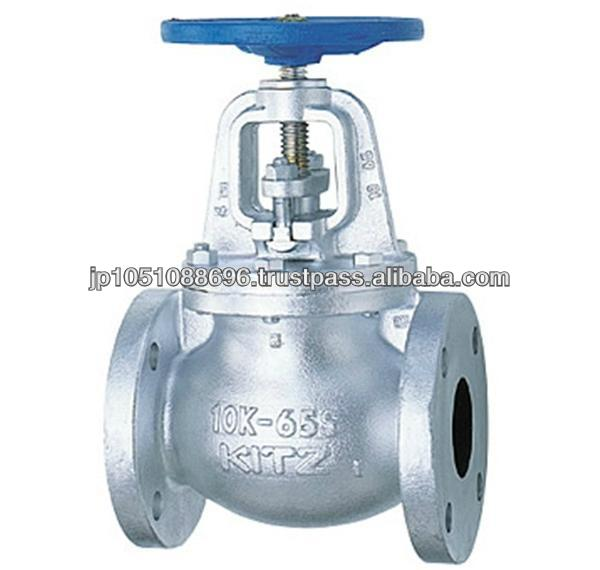 High quality KITZ globe cast iron valve for wholesale