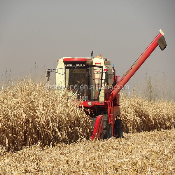 4YZ-6 Multifunction Corn Combine