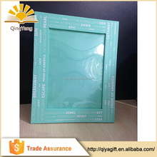 custom size stanad paper photo frame OEM recycled cardboard photo frame