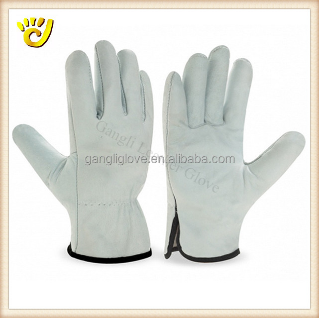 Specialty Safety cowhide Leather Drivers Gloves