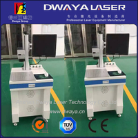 China factory supply fiber laser marking machine laser engraving machine