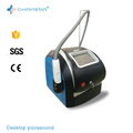 Portable facial rejuvenation laser tattoo and hair removal machine