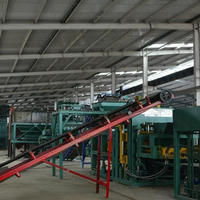 Automatic Urban Garbage Sorting Plant Municipal