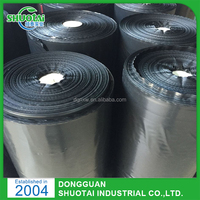 Good Quality Plastic Mulch/Greenhouse Packaging Mulch Jumbo Rolling Agriculture Black Plastic Film