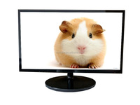Latest high resolution 1920x1080 22'' LED monitors/ 22 inch computer monitor