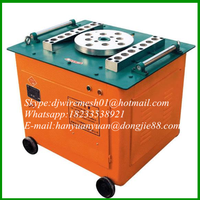 high quality stainless steel bar automatic rebar bender machine