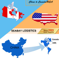 international sea freight shipping from china to toronto/canada