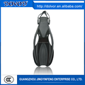 High performance diving or swimming use diving equipment professional silicone swimming fins