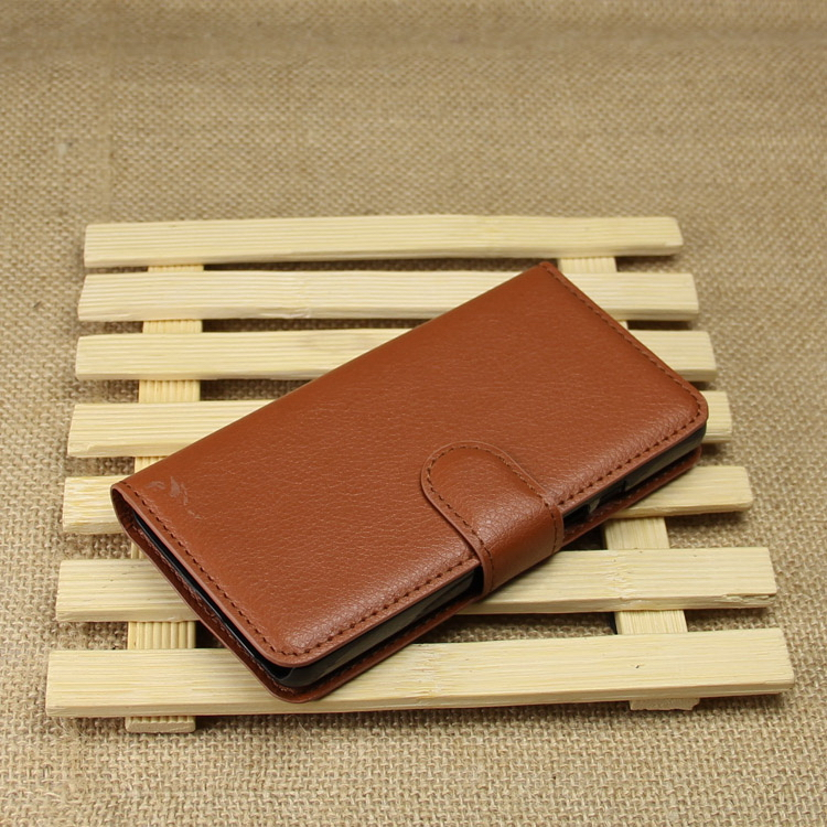 Economic classical for huawei honor 3 flip leather cover