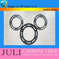 Carbon fiber round circle sheet used for medical treatment, carbon fiber medical care equipment