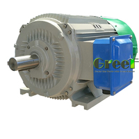 1 MW Low rpm pmg permanent magnet generator for hydro