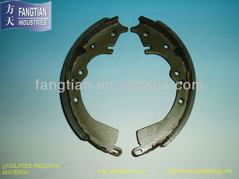 rockwell brake shoes
