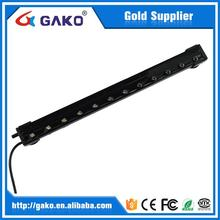 50cm 11w Automotive waterproof led aquarium bubble light bar lamp