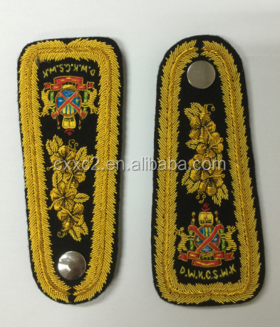 Military Captain Epaulette Shoulder Board for Malaysia
