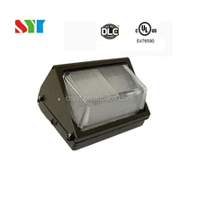outdoor Led Wallpack/ Outdoor IES 60w 80w 100w 120w led wall pack light DLC UL cUL approved