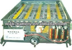 180Ah battery pack for Shanghai 2010 World Expo