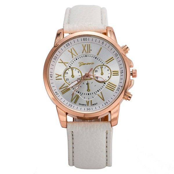 Colorful quartz Vogue Wrist Watch Women Watch