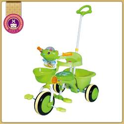 Good Price 4 In One Little Girls Large Trike With Push Rod