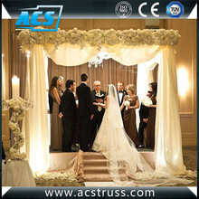 Wholesale Circle Chuppah Stands Indian Designs Used Mandap Pipe And drape