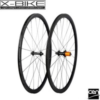 popular chinese 700c carbon fiber wheel, carbon fiber wheel 32mm road, carbon fiber wheel cycling