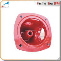 Custom hot products best selling metal cast iron hydrant cover