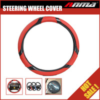 New design bus silicone heated shrink baseball car leather steering wheel cover