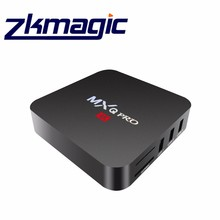 8G Android 6.0 TV BOX 4K Youtube MXQ pro Amlogic S905 TV BOX