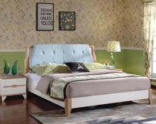 New model cheap single bed unique wooden princess king good modern design double bedroom set