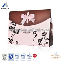 New Arrivel and Hot Sales Chocolate Gift Box,Paper Gift Box With Clear Pvc Window,Custom Jewelry Gift Boxes