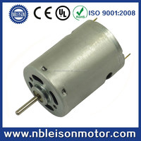 RS-380 7.2v 12v 24v high torque high speed dc micro motor for electric vehicle