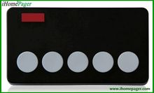 5 Keys button Customised intercom system for office