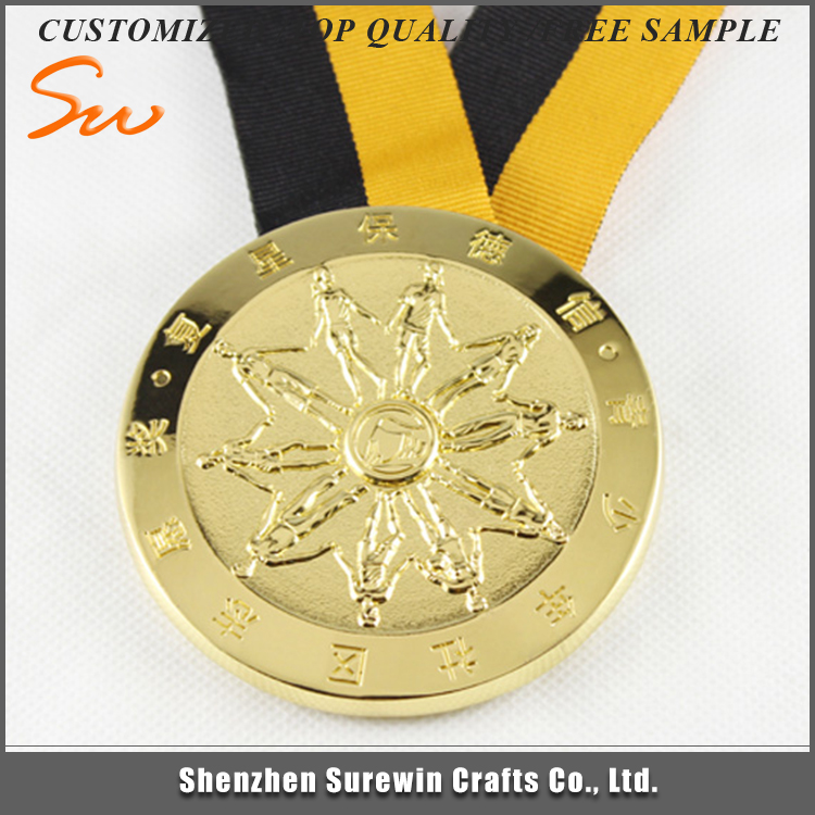 The Latest Made In China Cheap volunteer st christopher medal