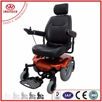 Factory Wholesale Price Electric Foldable Wheelchair