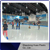 uhmwpe synthetic ice rink uhmwpe plastic sheet portable outdoor hockey equipment
