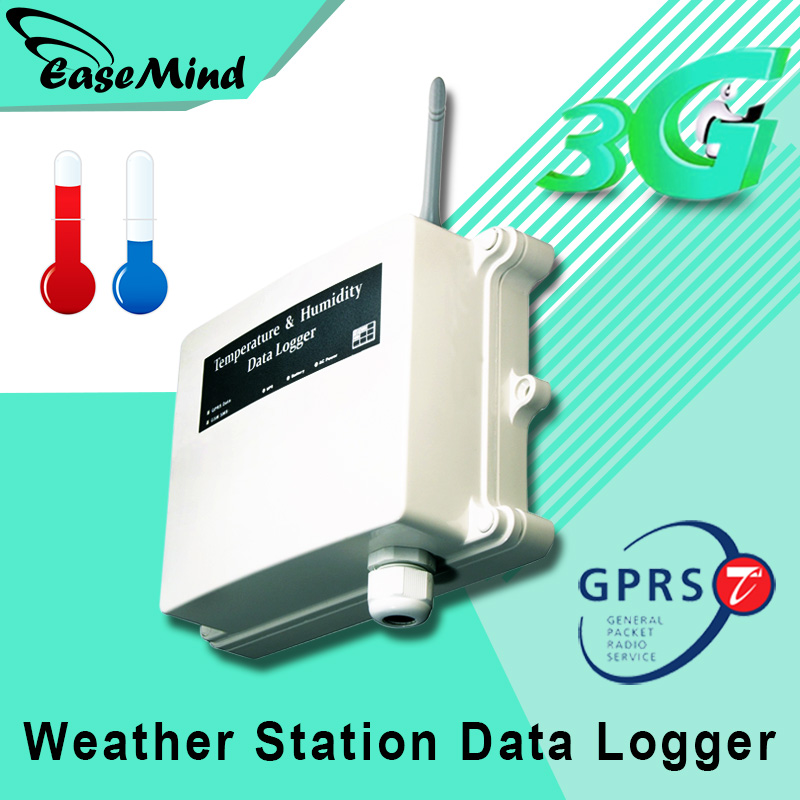 RF household weather station measuring instruments data logger power meter