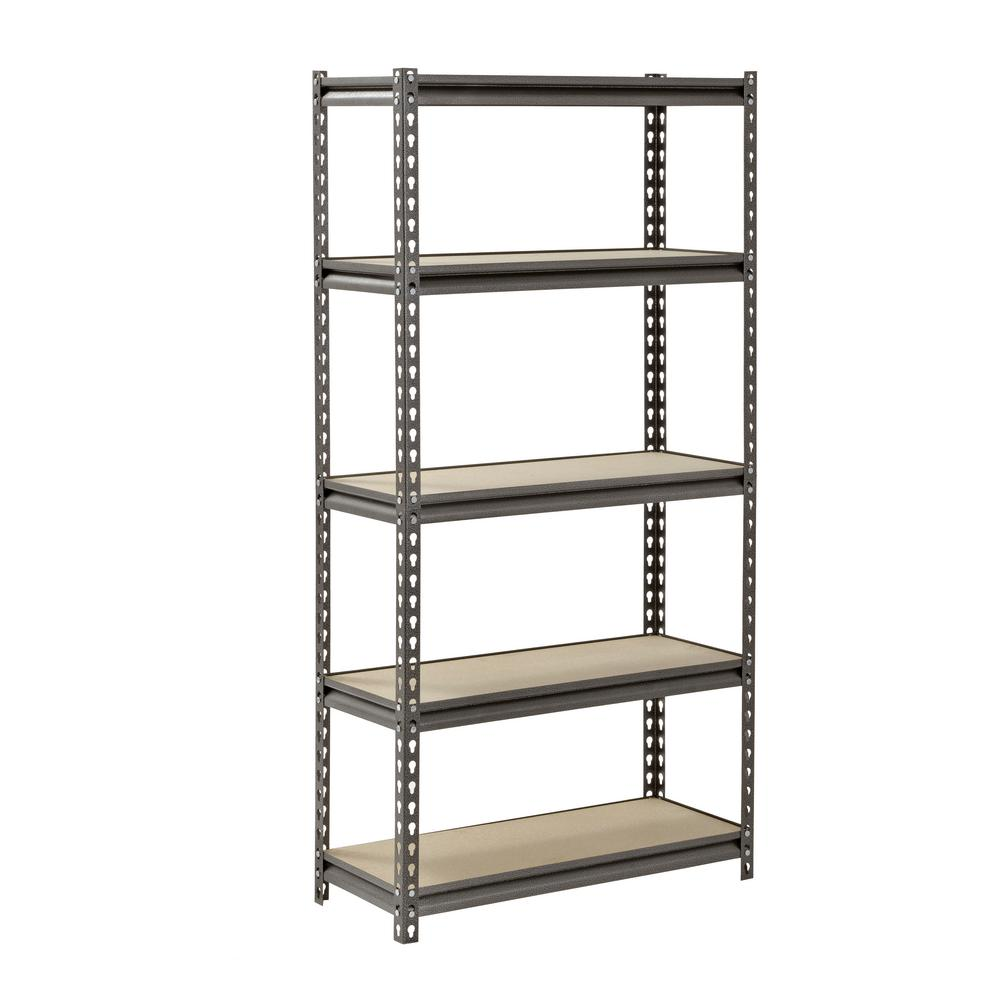 bolted steel adjustable shelving angle iron <strong>rack</strong>