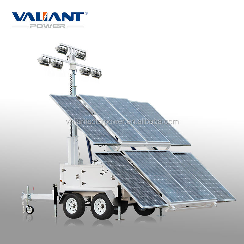 New model clean quite solar beacon from manufacturer