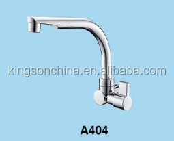 A404 ABS kitchen sink mixer tap plastic material