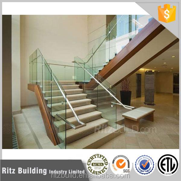 Modern Design Interior Glass Stair Railing Kits Buy Stair Railing Glass Stair Railing Kits