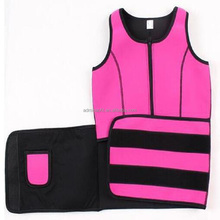 Woman Slimming Waist Training Abdominal Sexy Thermal Corset