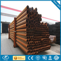 din2448 st37 seamless steel pipe astm a106 fire fighting system seamless tube