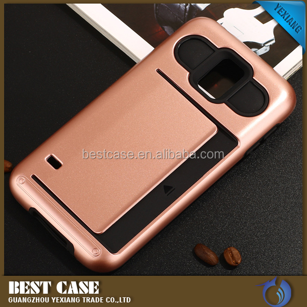 mobile phone cards cover for samsung galaxy s7 case popular sale