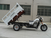 Big Power Air Cooled EEC Three Wheel Cargo Truck Tricycle 250cc On Sale