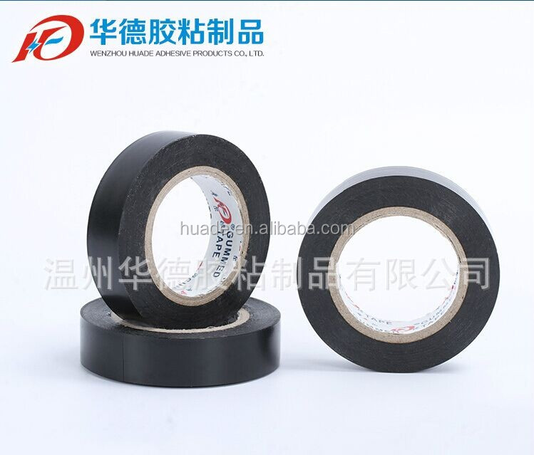 TOP SALE custom design pvc electrical insulating tape with reasonable price