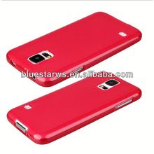 Direct factory price for samsung galaxy s5 gel tpu case s-line tpu case