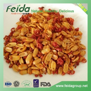 Class A Quality Fried Peanuts With Chili Manufacturers