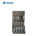 Four molds pizza cone making machine for sale