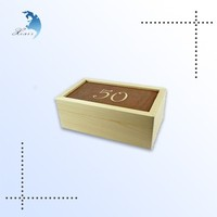 Customize handmade Wooden Wine Packaging Gift Box/Wine Bottle Carrier Case